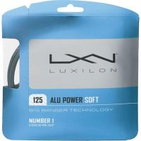 Racordaj Luxilon Alu Power Soft 125, gri