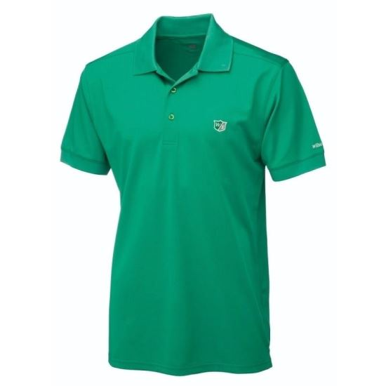 Tricou Wilson Staff AUTHENTIC POLO, verde