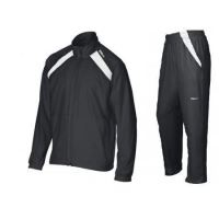 Trening Wilson Woven Warm Up, copii, Negru, L