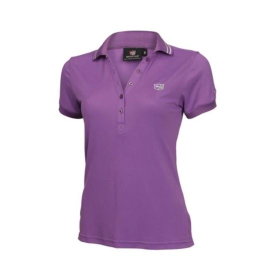 LADIES AUTHENTIC POLO ORC