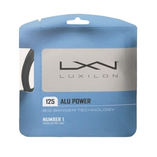 Racordaj Luxilon BB ALU POWER 125, gri
