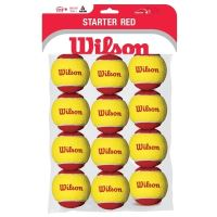 STARTER RED TBALL 12PACK