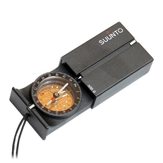 Busola Suunto MB-6 Normal (Nord), negru