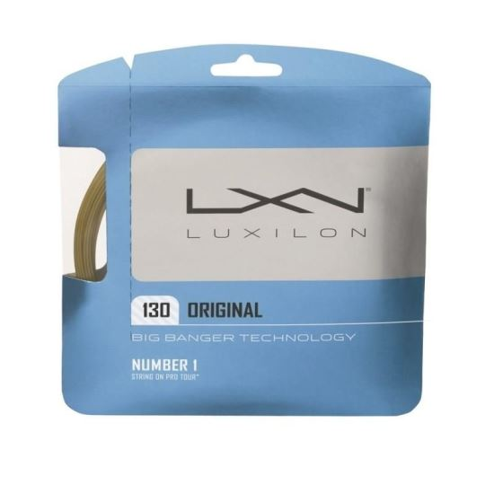 Racordaj Luxilon BB ORIGINAL 130, beige