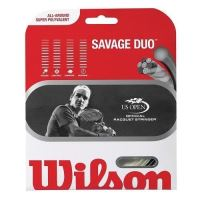 Racordaj Wilson Savage Duo, alb