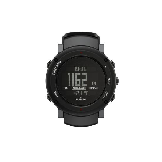 Ceas SUUNTO CORE ALU DEEP BLACK