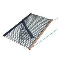 Plasa WOODEN DRAG NET