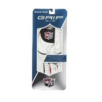 Set manusi golf Wilson Staff Grip Plus, mana stanga, S