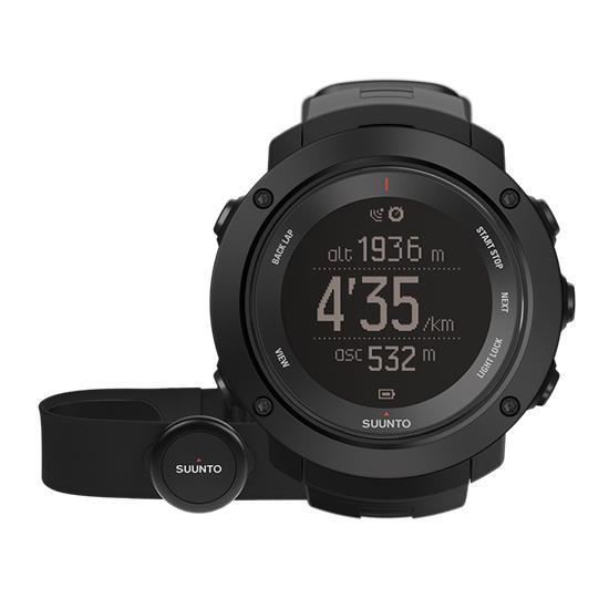 CEAS SUUNTO AMBIT3 VERTICAL BLACK (HR)