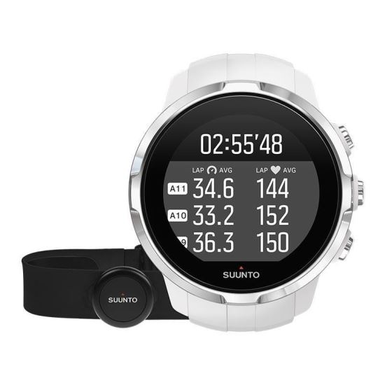 CEAS SUUNTO SPARTAN SPORT WHITE CHEST HR