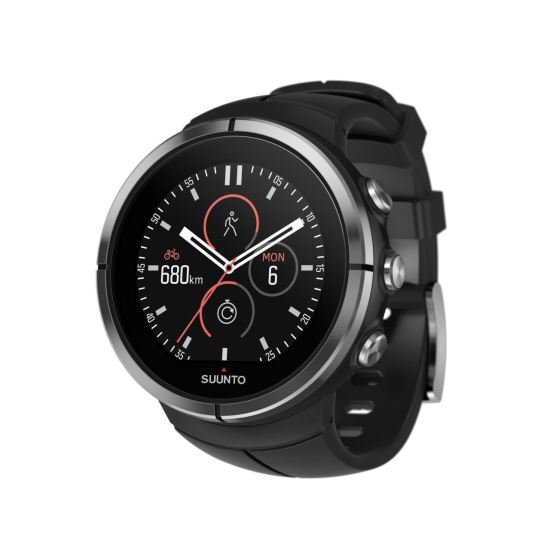 CEAS SUUNTO SPARTAN ULTRA BLACK CHEST HR