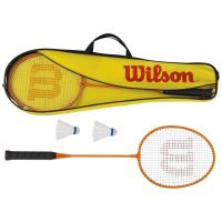 SET BADMINTON GEAR KIT 2 PCS