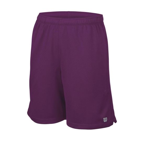 "Short Wilson Core Knit 7"", Mov, pentru juniori, XS"