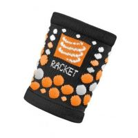 Bandana incheietura Compressport RACKET, negru
