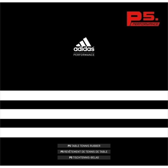 P5 ADIDAS TT RUBBER MAX RED