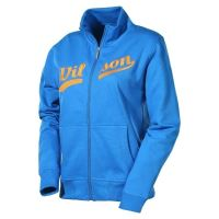 Bluza Wilson Fleece Full Zip, Albastru