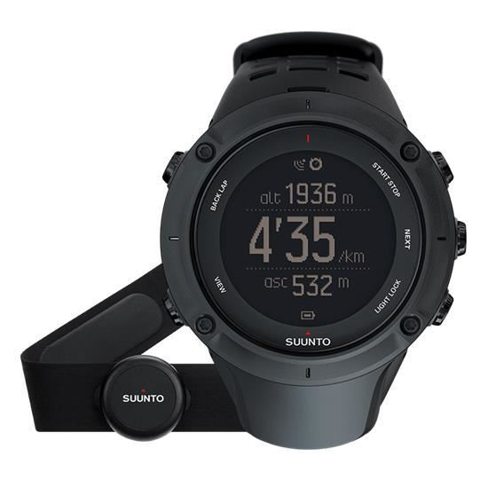 Ceas SUUNTO AMBIT3 PEAK BLACK(HR)